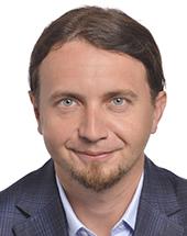 headshot of Łukasz KOHUT
