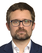headshot of Mikuláš PEKSA