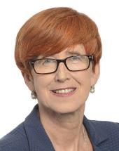 headshot of Elżbieta RAFALSKA