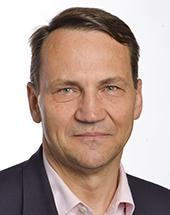 headshot of Radosław SIKORSKI