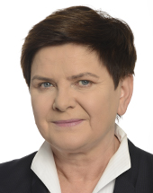 headshot of Beata SZYDŁO