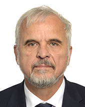 headshot of Ivan DAVID