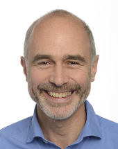 headshot of Gilles BOYER