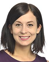 headshot of Katalin CSEH