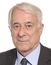 headshot of Giuliano PISAPIA