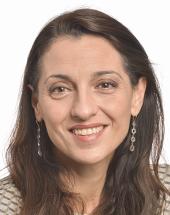 headshot of Irene TINAGLI