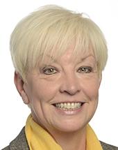 headshot of Barbara Ann GIBSON