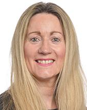 headshot of June Alison MUMMERY
