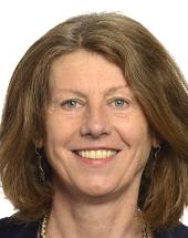 headshot of Gina DOWDING