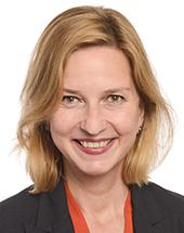 headshot of Irina VON WIESE