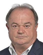 headshot of Vasile BLAGA