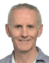 headshot of Ciarán CUFFE