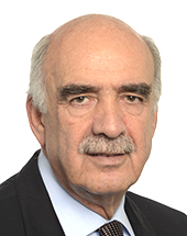 headshot of Vangelis MEIMARAKIS