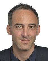 headshot of Raphaël GLUCKSMANN