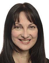 headshot of Elena KOUNTOURA