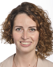 headshot of Luisa PORRITT