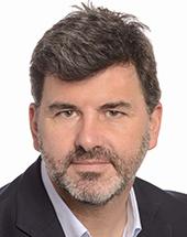 headshot of Nicolás GONZÁLEZ CASARES
