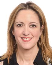 headshot of Cristina MAESTRE MARTÍN DE ALMAGRO