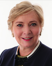 headshot of Frances FITZGERALD