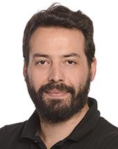 headshot of Lefteris NIKOLAOU-ALAVANOS