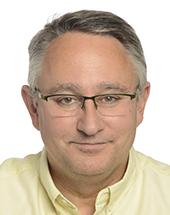headshot of Martin HORWOOD
