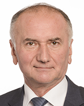 headshot of Eugen JURZYCA