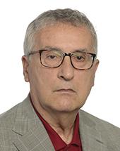 headshot of Franco ROBERTI