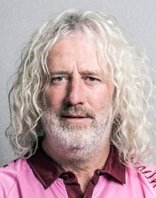 headshot of Mick WALLACE