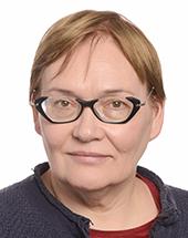 headshot of Aušra MALDEIKIENĖ