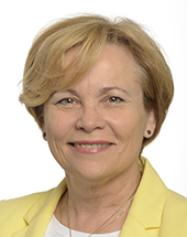 headshot of Rasa JUKNEVIČIENĖ