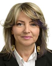 headshot of Sunčana GLAVAK