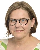headshot of Heidi HAUTALA