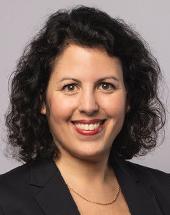 headshot of Manuela RIPA