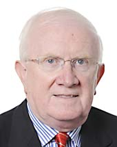 headshot of Pat the Cope GALLAGHER