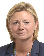 headshot of Sylvie GODDYN