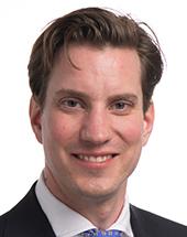 headshot of Michiel HOOGEVEEN