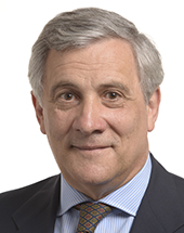headshot of Antonio TAJANI