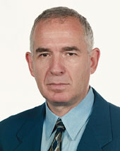 headshot of Peter SICHROVSKY