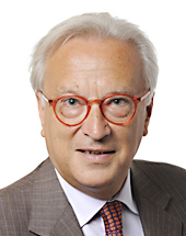 headshot of Hannes SWOBODA