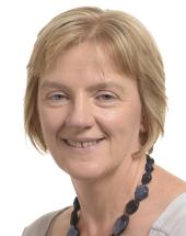 headshot of Linda McAVAN