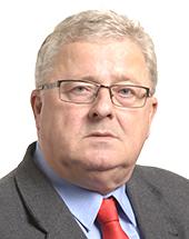 headshot of Czesław Adam SIEKIERSKI