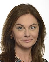 headshot of Monika FLAŠÍKOVÁ BEŇOVÁ