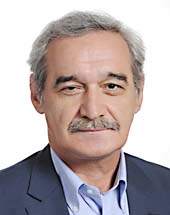 headshot of Nikolaos CHOUNTIS