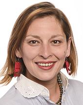 headshot of Lívia JÁRÓKA