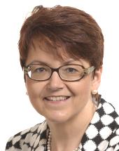 headshot of Ingeborg GRÄSSLE