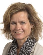 headshot of Helga TRÜPEL