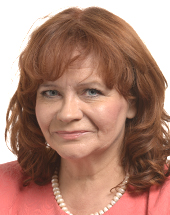 headshot of Barbara KUDRYCKA