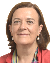 headshot of Inés AYALA SENDER