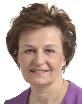 headshot of Anneli JÄÄTTEENMÄKI