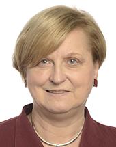 headshot of Anna Elżbieta FOTYGA